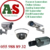 Təhlükəsizlik kameralarının quraşdırılması ✴ 055 988 89 32✴