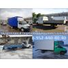 Переоборудование, удлинение шасси, фургоны на газ