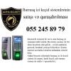 Access control sistemleri - barmaq izi f18