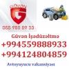 Avtoyuyucu   055 988 89 33