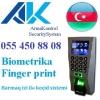 Biometrik sistem. 055 450 88 08 ...................