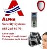 Biometrik sistem alpha