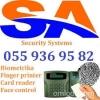 Biometrik sistem tehlukesizlik sisemi
