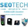 Finger print, card reader, face control – access control sis