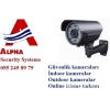 Guvenlik kameralari. nezaret sistemleri alpha