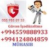 Muhasib isci  055 988 89 33