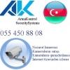 Nəzarət kameraları gece-gunduz goruntü. 055 450 88 08