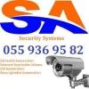 Nəzarət kameraları tehlukesizlik sistemi