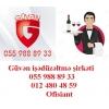 Ofisiant vakansiyasi 055 988 89 33 . . .