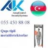 Qapi tipli metaldetektorlar satisi