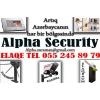 Tehlukesizlik kameralari ve ya sistemleri satısı