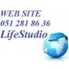 Yeni veb saytlarda dizayn xidməti  055 450 57 77