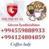 ٭٭٭coffe lady vakansiya٭٭٭