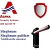 Şlaqbaum / turniket /  055 245 89 79