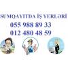 ★sumqayitda is ★bas muhasib teleb olunur ★ 055 988 89 33
