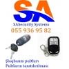 ❈dolab ucun kilid sistemleri ....❈055 936 95 82❈