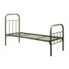 Кровати с металлическим изголовьем, кровати пружинные