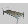 Металлические кровати армейского типа, кровати под заказ