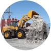 Вывоз снега – 290 руб./м2