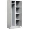 Шкаф металлический 1-2-3-4-5 секционный, шкаф с антресолью