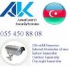 ☆təhlükəsizlik kameralarının satışı və montajı☆055 450 88 08