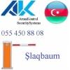☆turniket, slaqbaum ☎ 055 450 88 08 ☆